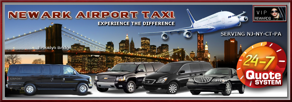 Newark Airport Taxi Service Free Quote